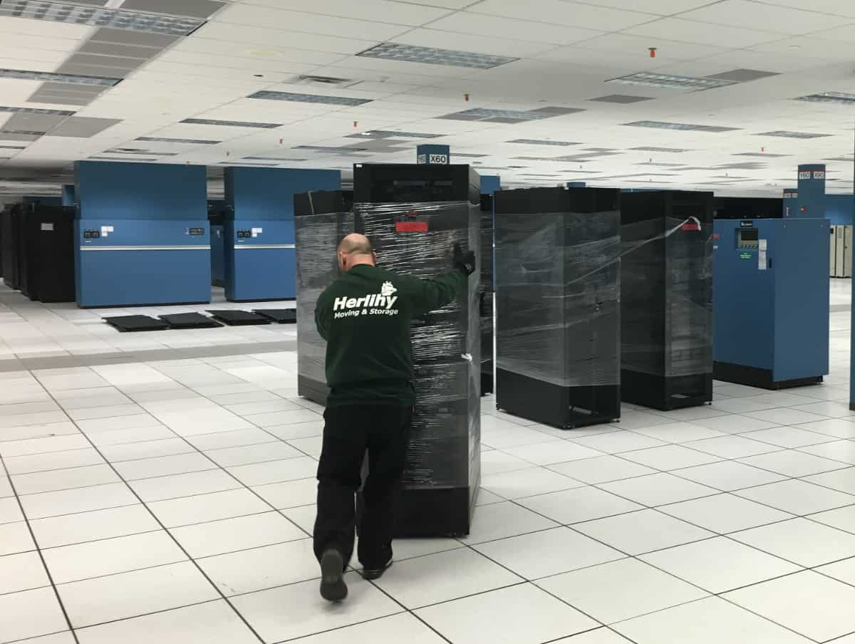 Moving Review: Data Center Move from Westerville to Dublin, Ohio