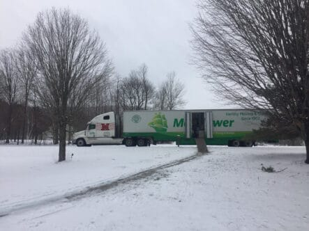 10 Safety Tips for Moving During Cold, Snowy Weather