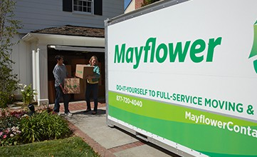 Mayflower Residential Moving Video
