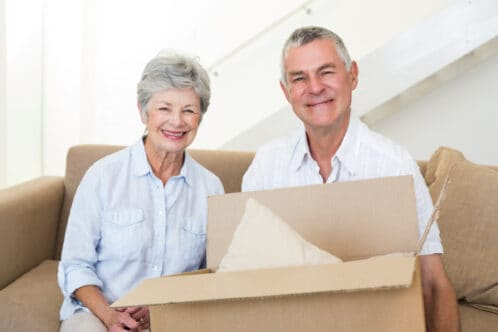 Assisting Older Adults with Downsizing and Relocation