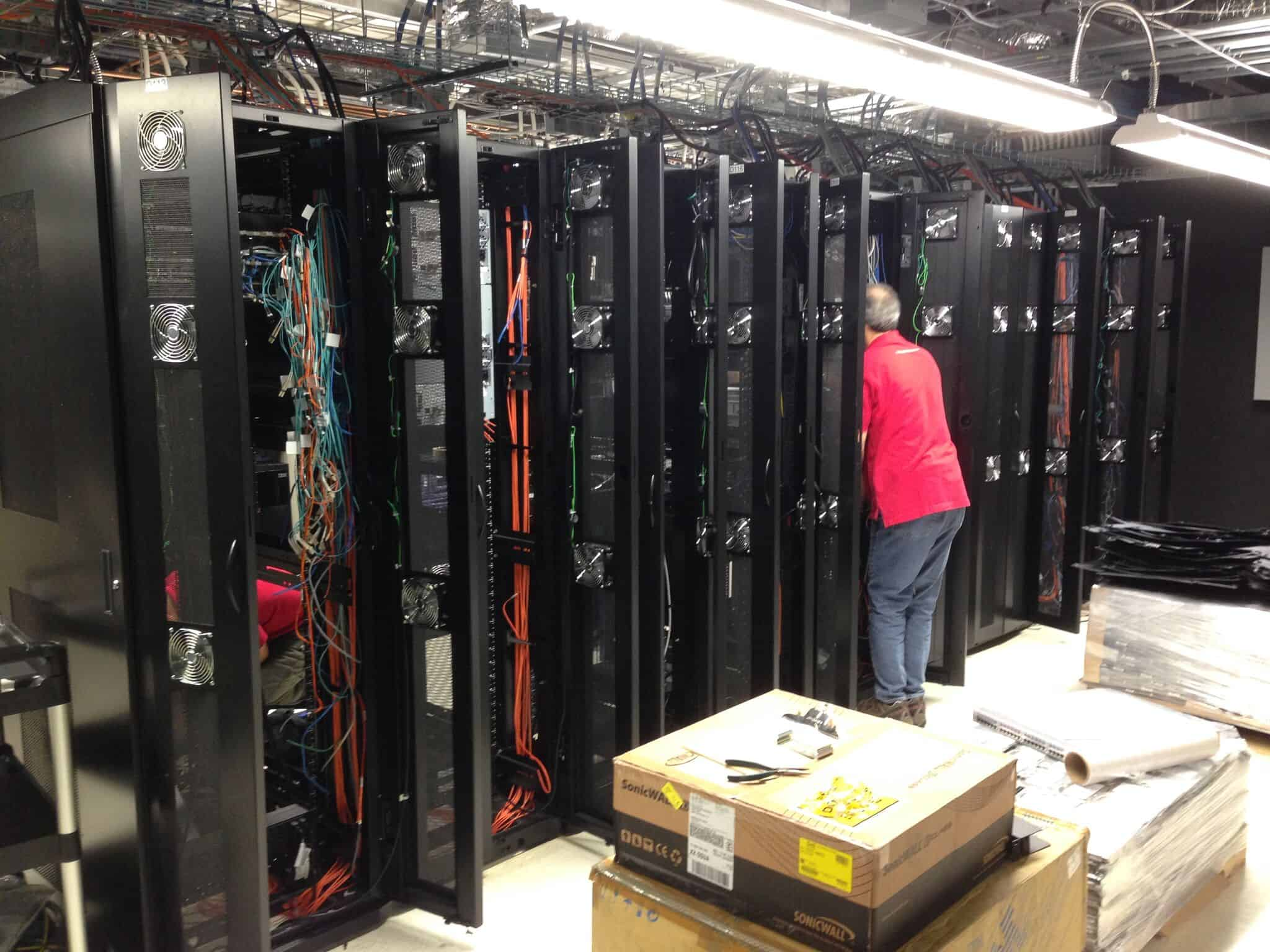 Stress-Free Data Center and IT Moving Services