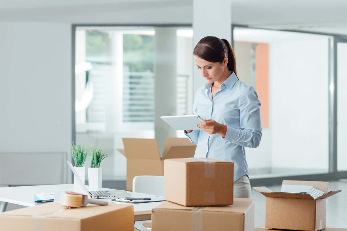 Moving Review: Office Move from Wilmington to Sabina, Ohio